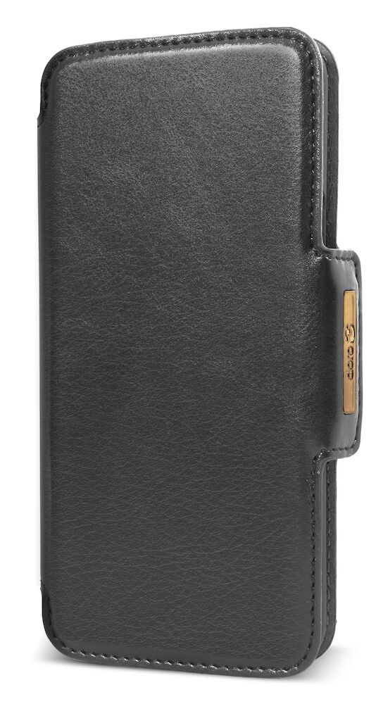 Wallet case black Doro 8080