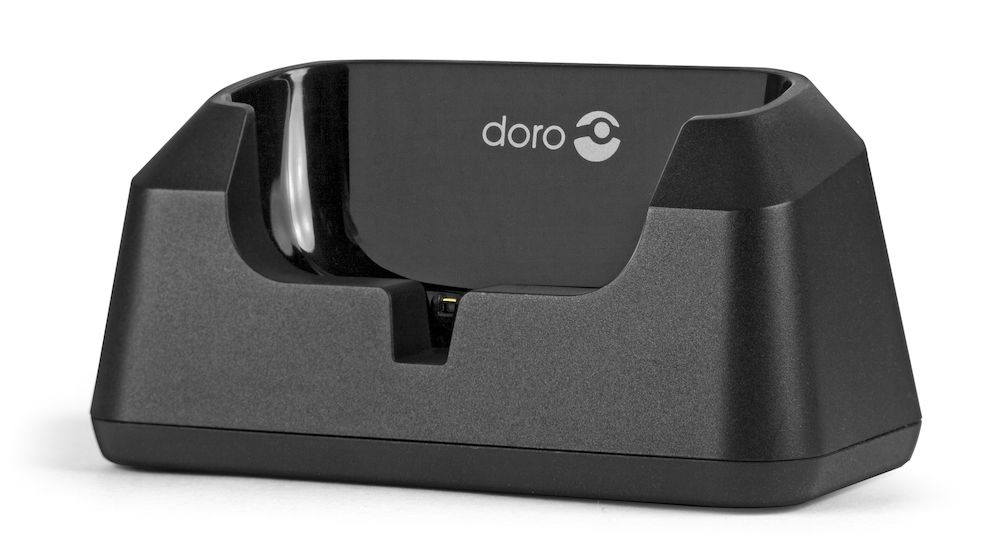 Doro 65XX serie cradle right